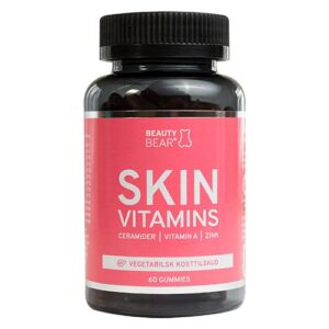 beauty bear vitamins skin