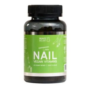 beauty bear vitamins nail